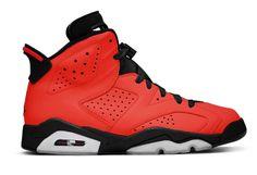 2b2f942d99d 2014 New Air Jordan 6 Retro Toro Infrared Real Jordans