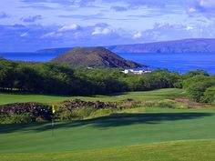 Hawaii, Maui, Makena golf course My favorite course on Maui, one of the best days ever!! Except for my partner!!