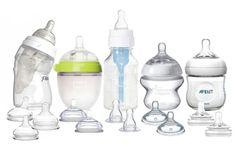 Pack includes:   1 Playtex Drop-in Nurser 4oz bottle with 4 Playtex Slowflow…