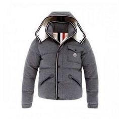 Here is Mocler Jacket sale which contains Cheap Moncler women jackets. Tinuviel moncler knit jacket welcome to order it Moncler Jacket Mens, Mens Down Jacket, Foto Blog, Gray Jacket, Grey Parka, Gray Coat, Swagg, Street Styles, Hooded Jacket