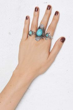 Aiden Ring Set   Shop Product at Nasty Gal!
