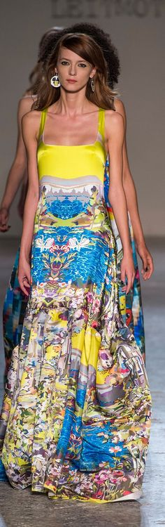 Leitmotiv Spring Summer 2015 Ready-To-Wear collection