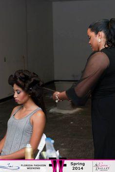Work It! WERK IT! Fashion Show Glam with @LizEverettGlam