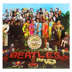 #SgtPeppers LP The Beatles Sgt. Peppers´s Lonely Hearts Club Band
