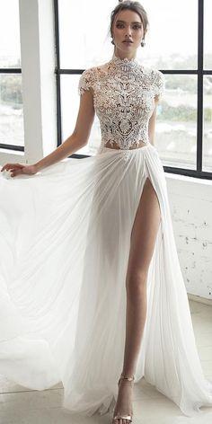 b227a1ca1 Ideas para tu vestido de novia 2018 - 2019 Novias