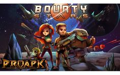 Head to the Stars in DeNA's Newest Mobile Adventure RPG, Bounty Stars  Being a…