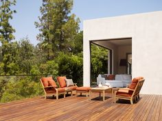 Cape by Gloster. #OutdoorFurniture #Florida #WestPalm #Patio #Furniture