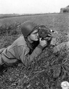 21 Sep 1944: George Wood, 165th Signal Photo Company