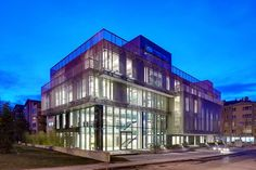 Turkish Contractors Association Headquarters, Ankara by AVCI ARCHITECTS