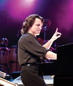 """""""I want my music to remind people of their potential for greatness."""" - Yanni  © Silvio Richetto — Segerstrom Center for the Arts"""