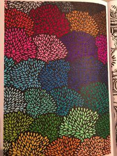 #arteantiestres abanicos de colores