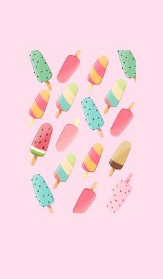 Cute Ice cream Theme