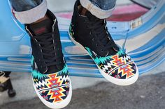 BucketFeet Mid Top Collection