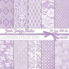 Easter inspired digital papers, lavender digital papers, spring time papers for creating Easter projects, Easter cards, brunch invitations, springtime scrapbook layouts, planner stickers and more. This collection comes in 12 X 12 inches and 8.5 x 11 inches