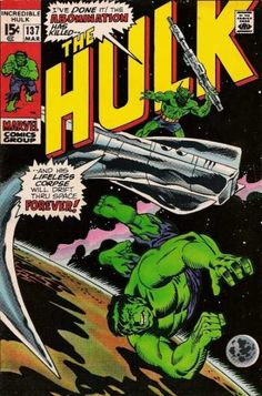 The Incredible Hulk #137 - The Stars, Mine Enemy!