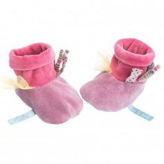 #Chaussons #parme Les Pachats Moulin Roty #chaussonsparmelespachats #lespachats