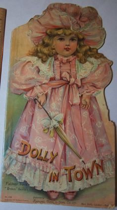 DOLLY IN TOWN
