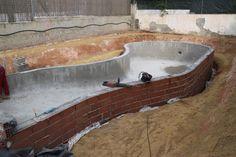 Como construir una piscina ecológica