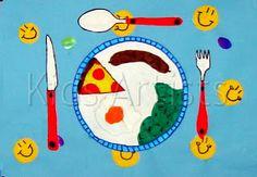 Kids Artists: maart 2010
