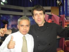 Conductor en Ochotv Guadalajara  youtube/chefmanuelsalcido