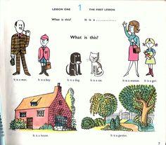 pierwsza  książka do angielskiego