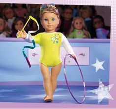 American Girl Doll McKenna | Celebrate your Child with American Girl! «