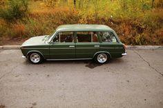 Lada ВАЗ 2101 slammed 2103 facelift