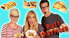 Quick and Easy Puff Pastries w/ The Domestic Geek
