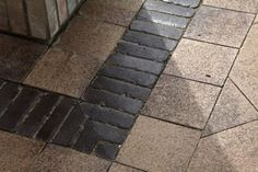 Paver accent with Copthorne and Umbriano by Unilock