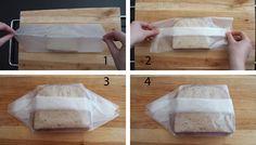 How to wrap a sandwich like a pro