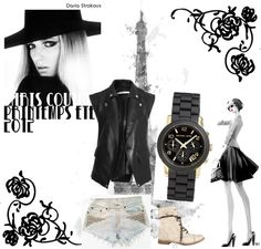 Rock on!, created by syssen on Polyvore