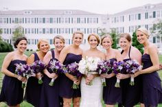 Jersey Shore Wedding Florist: Laurel & Rob at The Stockton Seaview Resort featuring Bride Diaries
