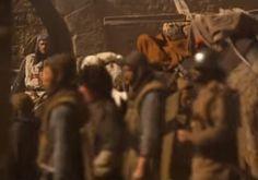 [Montgisard]. Baudouin IV avait convoqué en toute hâte ce qui restait de chevaliers dans le royaume et était dans la ville.