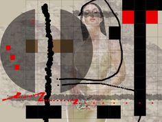 obra digital de Ivson Monteiro tec/gravura digital/tela R$400,00