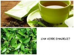 Conhece os benefícios do chá verde.