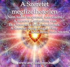 Angyali üzenet: A Szeretet megfizethetetlen Cool Things To Make, How To Make, Emo, Life Quotes, Funny Memes, Happiness, Smile, Happy, Quotes About Life