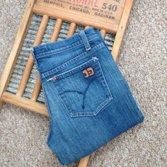 {Joes Jeans} 28x32 Jeans Like new, authentic, never worn by me, and zero signs of wear. medium wash Joes, no style name listed. 32 inch inseam.  Lower rise, a little factory distressing and 2% elastin stretch, fit true to a 6 / 28. No trades, no paypal Joe's Jeans Jeans Boot Cut