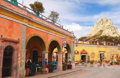 9 Magic Towns Near Mexico City That You Need to Visit. Tepoztlan food and market, Taxco for precious metals and caves, Valle de Bravo breathtaking extreme sports and monarch butterflies, Huasca de Ocampo forest of the elves and natural rock formations, Tequisquiapan for the cheese and wine festival at the end of may and hot springs