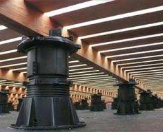 Raised floor pedestal - All architecture and design manufacturers - Videos
