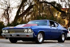 Chevelle American Muscle.....