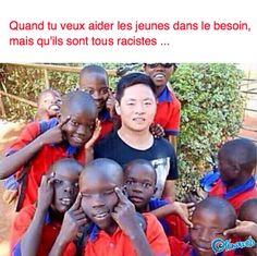 Les jeunes dans le besoin sont tous racistes | fénoweb