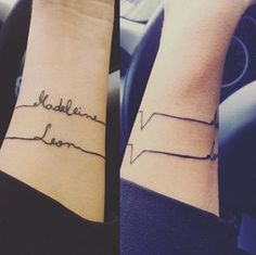 laurelarth tattoo tatouage bracelet prenoms oiseaux