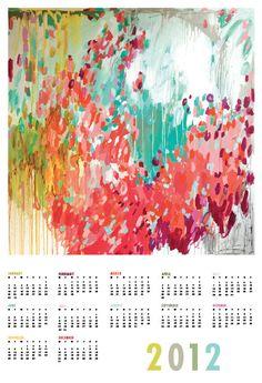 2012 Trellus Calendar