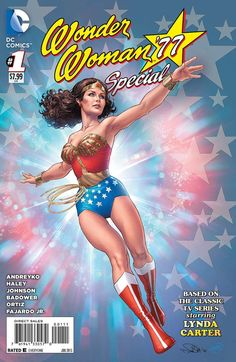 Preview: Wonder Woman '77 Special #1