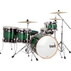 Taye Drums StudioMaple SM522SD 5-piece Shell Pack Golden Amber