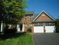 Gorgeous Brick Front Colonial! 14418 Picket Oaks Road, Centreville, Virginia 4 Bedrooms, 3 Baths, 1 Partial Baths, 3753 Square Feet, .30 Lot Size, Colonial Style, 2 Car Garage Attached. Spencer Marker & co.  www.seln4u.com