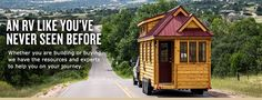 Tumbleweed Tiny House RVs range from 117 to 180 square feet. It's unlike any RV you've ever seen before. 100's of options to customize your Tumbleweed.