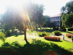 A mais bela Universidade, a Federal Rural do Rio de Janeiro.