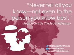 Agatha Christie's Tommy and Tuppence 'Partners in Crime - The Secret Adversary'. Pbs Mystery, The Secret Adversary, Agatha Christie's Marple, Francesca Annis, Abraham Lincoln Quotes, Miss Marple, Hercule Poirot, Writers And Poets, Magic Book