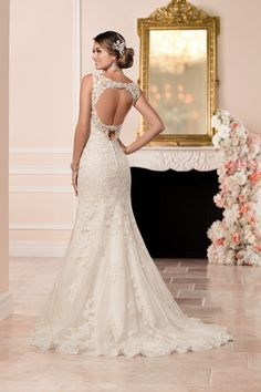 Your wedding day is all about a celebration of love and there's no better way to celebrate — orStellabrate — than with one of these beautiful gowns from the Stella York Fall 2016 Collection! As unique as every bride is, so are these dress designs. From glamorous curve hugging fit-and-flare gowns to alluring illusion backs, […]